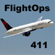 Delta Air Lines Flight Ops 411