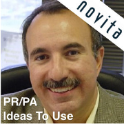 PR/PA Ideas To Use