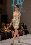 Laila Wazna Fashion Show at Couture Fashion Week NYC