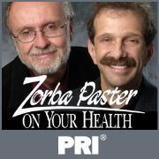 PRI: Zorba Paster On Your Health