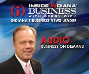 TV Show Audio Podcast - Inside INdiana Business with Gerry Dick