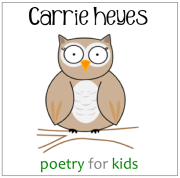 Carrie Heyes Doopod: poetry for kids