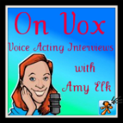 On Vox - featuring voice actress Amy Elk - OnVoxShow.com - A Tech Jives Network Show
