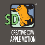 Creative COW Apple Motion Podcast (SD)