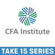 CFA Institute Take 15 Podcast Series (Audio only version)