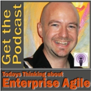 The Agile PMO with Sanjiv Augustine
