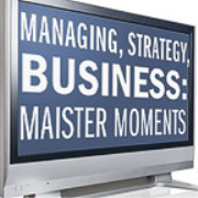 Managing, Strategy, Business: David Maister Live videocast