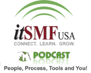 Connect, Learn, Grow! The itSMF USA Podcast - Podcast