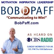 """Bob Paff: \""""Communicating To Win\"""""""