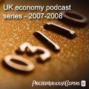 UK economy podcast series (December 2007 - July 2008)