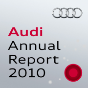 Audi 2010 Annual Report [Podcast]