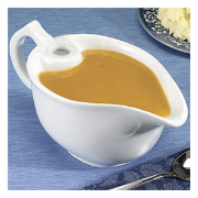 Gravy Boat on a Sea of Thoughts