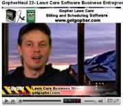 GopherHaul Lawn Care Marketing Business