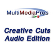 MultiMediaPros Creative Cuts - Audio Edition