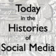 Histories of Social Media, by Jonathan Salem Baskin