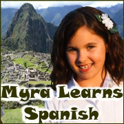 Myra Learns Spanish