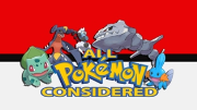 All Pokemon Considered