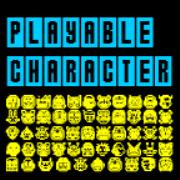 Playable Character