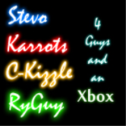 4 Guys and an Xbox