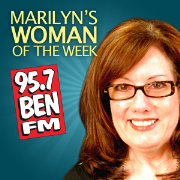 Marilyn Russell's Woman of the Week Podcast - 95.7 BEN-FM