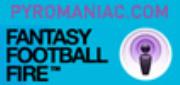 Fantasy Football Fire - Pyro® Podcast - 2012 Season