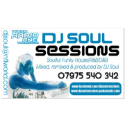 DJ Soul Sessions - FUNKY House / R&B / DubStep / D&B Sessions