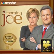 MSNBC Morning Joe (video)