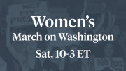 WATCH: Democracy Now! Special Broadcast from the Women's March on Washington