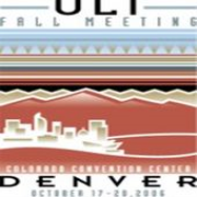 ULI Fall Meeting Speaker Podcasts