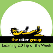 Learning 2.0 Tip of the Week