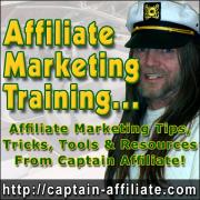 Captain Affiliate's Affiliate Marketing Training