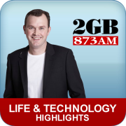2GB: Life and Technology with Charlie Brown