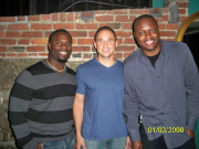 Stand-Up Comedians Podcast - Corey Rodrigues, Martin Montana, and Orlando Baxter