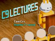 C9 Lectures: Stephan T. Lavavej - Core C++ (HD) - Channel 9