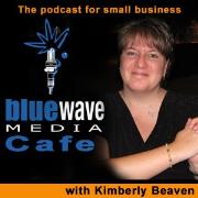 BlueWave Media Cafe - Kimberly Beaven