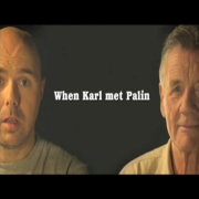 Karl Pilkington meets Michael Palin