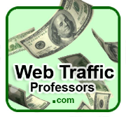 Web Traffic Professors
