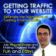 Getting Traffic to Your Website Podcast