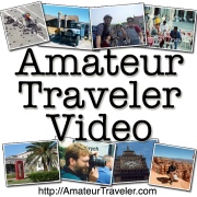 Amateur Traveler Video | travel for the love of it