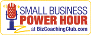 Small Business Power Hour   Blog Talk Radio Feed