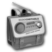Studio Radio-Cartable