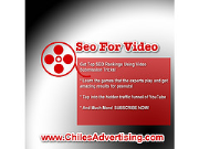 Get Top Search Engine Listings Using Video