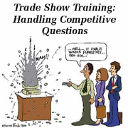 Trade Show Training: Handling Competitive Questions