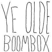 Ye Olde Boombox
