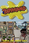 Pappyland, Turtle Lou Visits Italy
