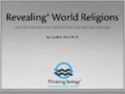Revealing® World Religions