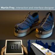 ::: Martin Frey. interaction and interface designer :::