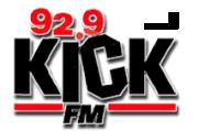 92.9 KICK-FM Archive