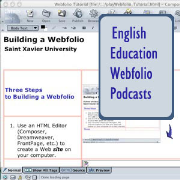 Getting started with Webfolios