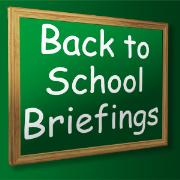Delaware Back to School Briefings
